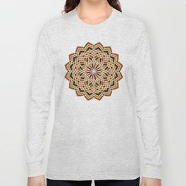 Flowering Quilt #3 Long Sleeve T-shirt
