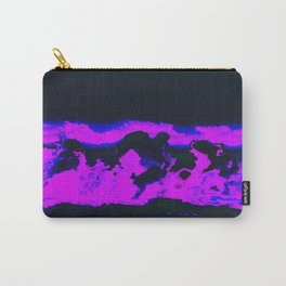 cloud w a chance of glitches Carry-All Pouch
