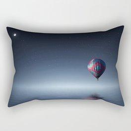 No more time Rectangular Pillow