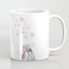DANCE OF THE CHERRY BLOSSOM Coffee Mug