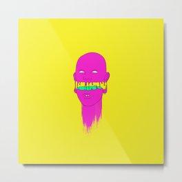 Pinky little head Metal Print