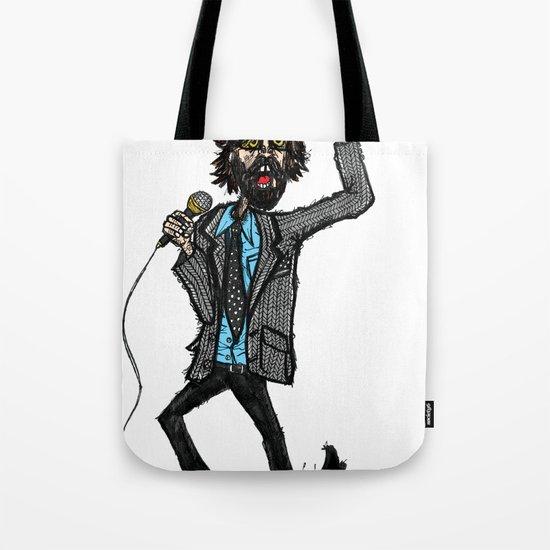 Jarvis Cocker Pulp Tote Bag