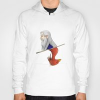 dumbledore Hoodies featuring Albus Dumbledore by Imaginative Ink