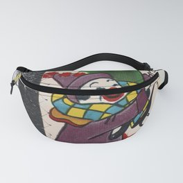 Valentine Clowns Fanny Pack