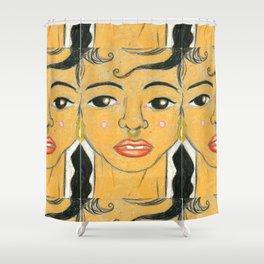 FKA TWIGS V2 Shower Curtain