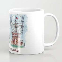 Mississippi Gulf Coast Coffee Mug