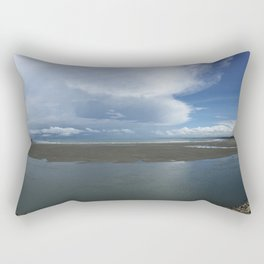 Tranquility in Panajachel Rectangular Pillow