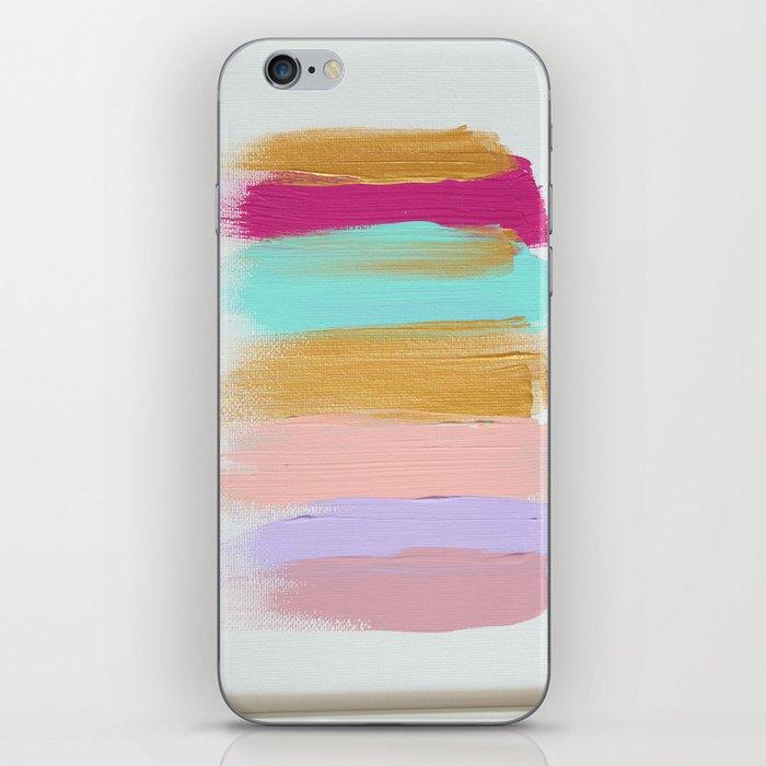 Colors 63 iPhone Skin