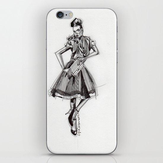 Cameo 1  iPhone & iPod Skin