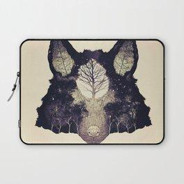 Forest Whisper (alt.) Laptop Sleeve