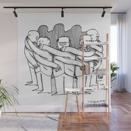 Ring Wall Mural