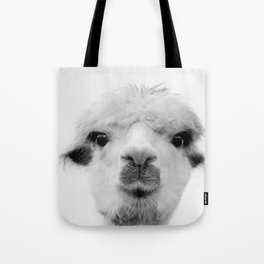 Anastasia Alpaca Tote Bag