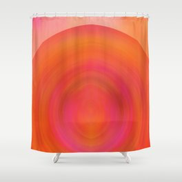 Ham sausage Shower Curtain
