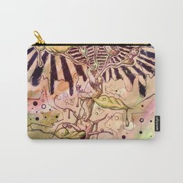 Magic Beans (Alternate colors version) Carry-All Pouch