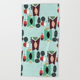 Ranch Dressing Beach Towel