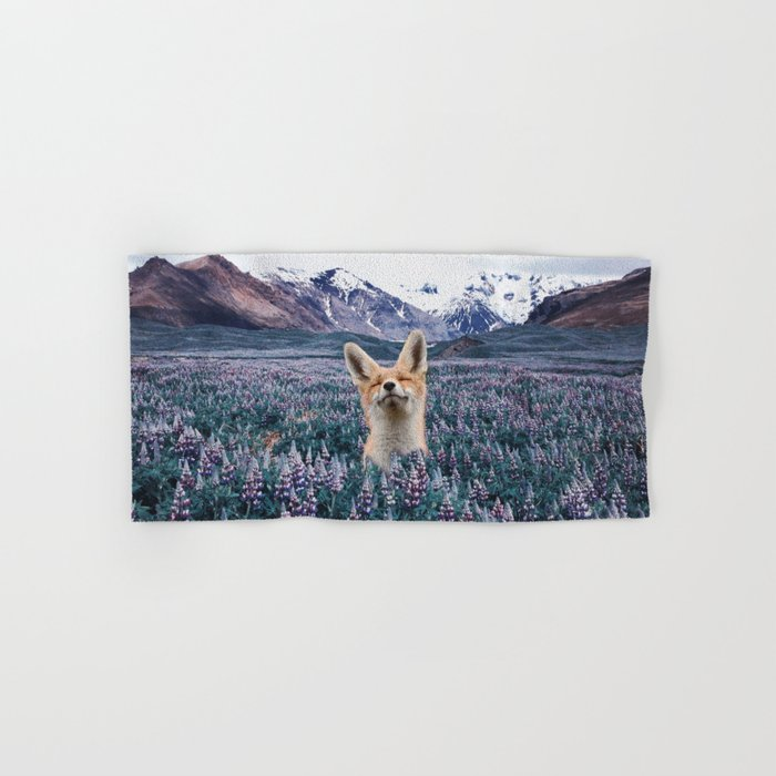 why do you love nature? Hand & Bath Towel