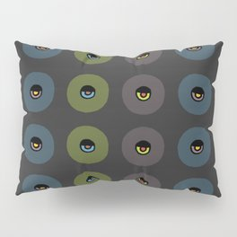 Aztec Collection: Eye in the Sky Pillow Sham