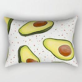 Avocados Rectangular Pillow
