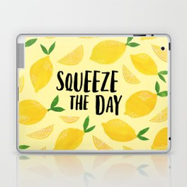 Squeeze the Day Laptop & iPad Skin