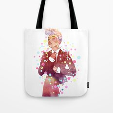 Janelle Monae's Neon Dream Tote Bag