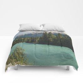 Tête Jaune Cache Comforters