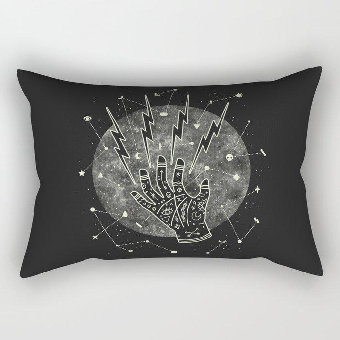 Moonlight Magic Rectangular Pillow