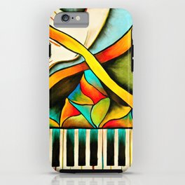 Piano- Behold iPhone Case