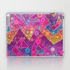 Rave Bubbles At Sunrise Laptop & iPad Skin