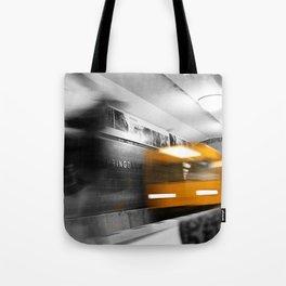 Berlin Mehringdamm Ubahn Tote Bag
