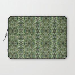 Succulent kaleidoscope Laptop Sleeve