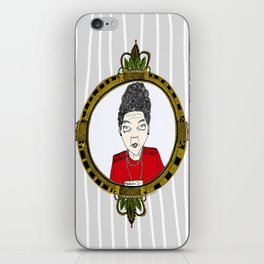 Madame D iPhone Skin