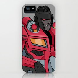 IDW Starscream iPhone Case