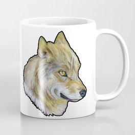 Mongolian Wolf Coffee Mug