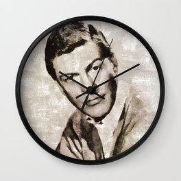Dick Van Dyke, Hollywood Legend Wall Clock
