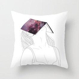 Absorb Throw Pillow