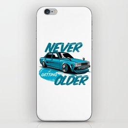 Corolla DX Blue iPhone Skin