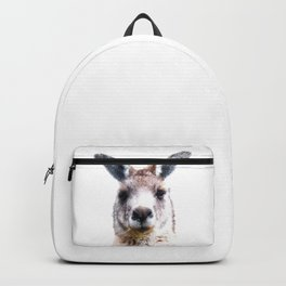 Kangaroo Portrait Backpack