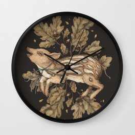 Almost Wild, Foundling Wall Clock