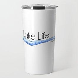 Skaneateles Lake Life Travel Mug