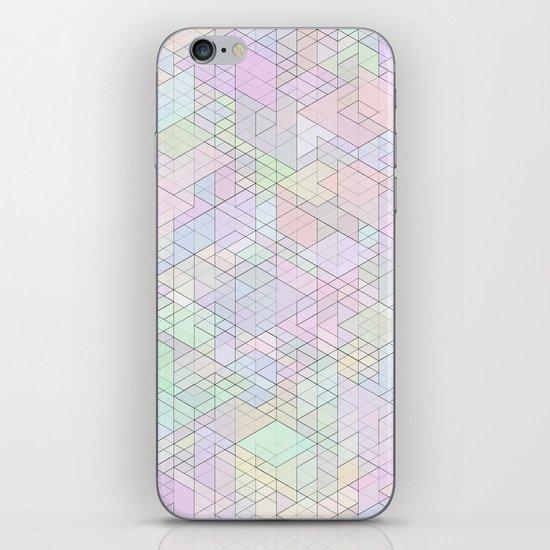 Panelscape - #9 society6 custom generation iPhone Skin