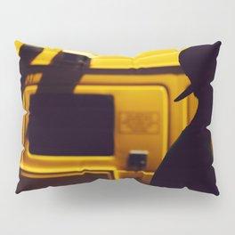 Yellow van Australian man Pillow Sham