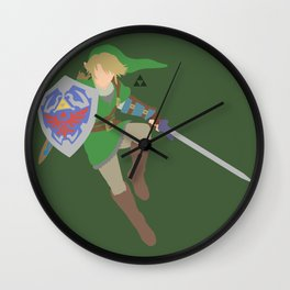 Link(Smash) Wall Clock