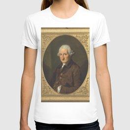 Angelica Kauffman - A Man Called Sir Robert Hervey (1780) T-shirt