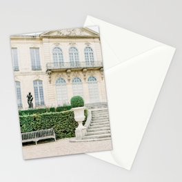 The Rodin Museum, Paris, France | French Château in Paris | Fine Art Travel Photography Stationery Cards