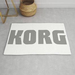 KORG new Rug