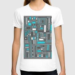 Turquoise Dream (Pattern) T-shirt