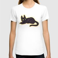 kiki T-shirts featuring Kiki by StickyHunter
