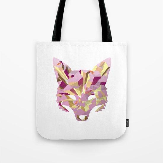 Land of fox Tote Bag