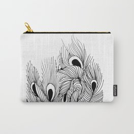 Peacock I Carry-All Pouch