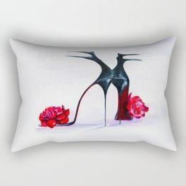Luxury shoes Rectangular Pillow